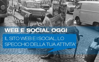 Web e social oggi