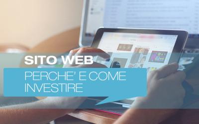Investire nel web